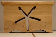 Wooden Step Stool - Starfish Design - This handcrafted wooden step stool has so much to offer:  It's sturdy It's beautiful It's a great height And it's a handy bench.   The starfish design adds nice touch of decor making it a fun step stool to fit anywhere in your home.  It would look great in your kitchen, bathroom, bedroom, porch... anywhere.   The stool has felt pads on the bottom to protect your floor.   I like this step stool because it is very sturdy and looks great.