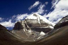 Mount Kailash, photograph courtesy of www.sacredsites.com