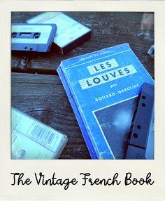 VINTAGE : Boileau-Narcejac - Les Louves - Livre ancien en français