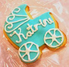 Babyshower cookies recipe