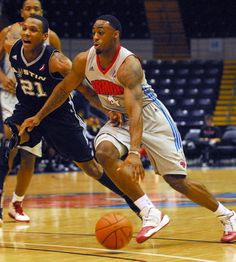 LD Williams - 2010 NBA D-League Slam Dunk Champion