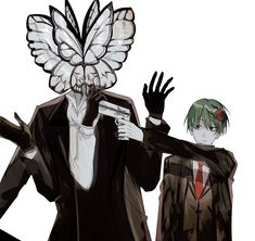 Lobotomy Corporation Girls Frontline, Amusement Park, Game Character, Anime Characters, Horror, Funeral, Object Heads, Drawings, Artist