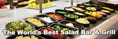 The World's Best Salad Bar & Grill