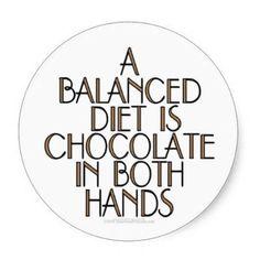 Raw Cacao Body Scrub www.buddyscrub.com.au | A balanced diet is chocolate in both hands