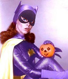 Photo: Batgirl (Yvonne Craig) courtesy of Gaby Delmonico