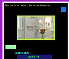 Bathroom Corner Shower Ideas Design Decorating 195706 - The Best Image Search