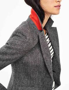 British Tweed Blazer