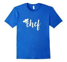 Chef - Cooking- Food- Kitchen- Gift- Job - T Shirt