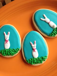 Bunny Rabbit cookie