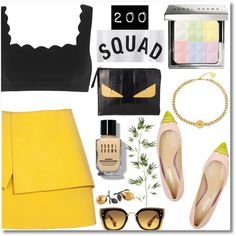 How To Wear 200 Squad Outfit Idea 2017 - Fashion Trends Ready To Wear For Plus Size, Curvy Women Over 20, 30, 40, 50