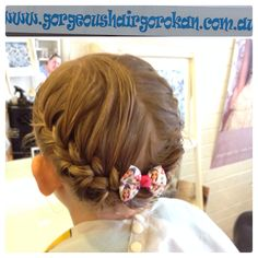 #cute #braid #kidshaircuts