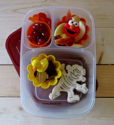 Sesame Street Lunch in our @easylunchboxes