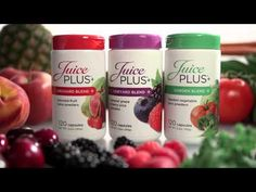 """""""The Next Best Thing"""" to eating a variety of fruits & vegetables everyday. """"Powdered Produce""""... grown without pesticides or herbicides, vine ripened, juiced, dried & put in an affordable convenient capsule or chewable. NOT a synthetic vitamin... WHOLE FOOD NUTRITION www.barbd.juiceplus.com"""