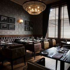 Hotel du Vin Glasgow Bistro