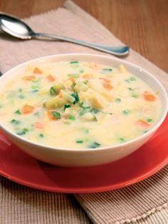 Sebze çorbası Tarifi - Türk Mutfağı Yemekleri - Yemek Tarifleri