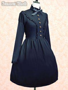 Hello Amish lolita innocent world リンクスワンピース