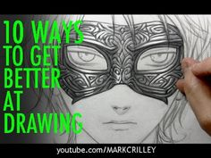 How to Get Better at Drawing: 10 Things that Worked for Me <@Jordfoust @ejmesoccer1 @capellamaples @abbiekathy @Percyjackson3 @irakatherines