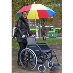 Paraplis Umbrella Holder for Wheelchair