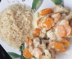 Recette dinde et ses carottes sauce au vin blanc par rouquette33 - recette de la catégorie Viandes