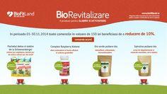 Biorevitalizare - Imunizare, suplimente alimentare si superalimente pentru cresterea imunitatii
