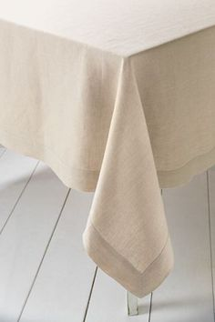 linen tablecloth for everyday