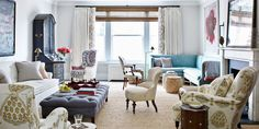 Designer Eliza Dyson's keen perspective is clear in this thoughtful and colorful Park Avenue apartment.