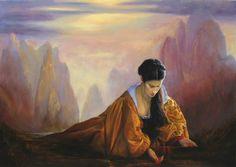 Kim Nelson ~ Australian Symbolist painter   Tutt'Art@   Pittura * Scultura * Poesia * Musica  