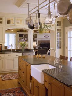Kitchen Island With Sink Design, Pictures, Remodel, Decor and Ideas - page 17