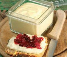 Rezept Frischkäse selbst gemacht von Thermomix Rezeptentwicklung - Rezept der Kategorie Saucen/Dips/Brotaufstriche