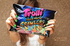 Sour gummy worms ♡ lovelovelove