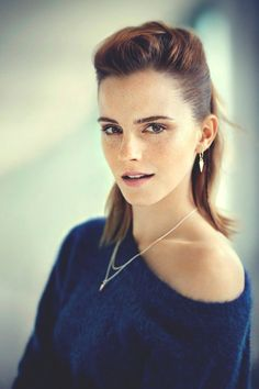 """I truly, truly believe that beauty is something that comes from within. You can only really look beautiful if you feel beautiful on the inside."" - Emma Watson"