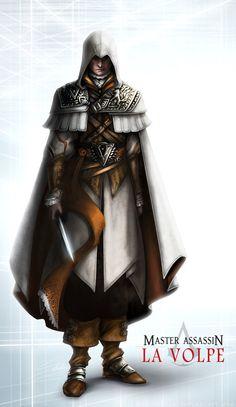 Master Assassin - La Volpe •silvestris