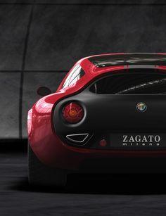 // Zagato Alfa Romeo TZ3 Corsa: Official Specs and Photo Gallery from Villa D'Este