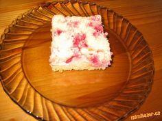 Rybízový koláč s tvarohem Dairy, Cheese, Cooking, Cake, Desserts, Food, Lemon, Kitchen, Tailgate Desserts