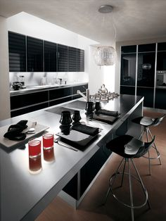 #Scavolini | #Kitchens | #Stools |