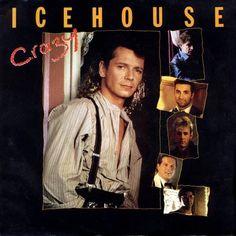 """#DeLoNuevoEnProgramacion Icehouse - Crazy [Dance Extended Mix 12''] © 1987 [Domingo, 16 de Octubre 2016] €URO 80's """"La Radio del Ítalo Disco © 2011 - 2016 euro80s.net """"Tu Mejor Opción"""" MD-80's."""