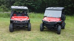 Lew's Guy Stuff© : New Mahindra mPact XTV Utility Vehicles Are Here!!...