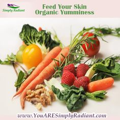 #FeedYourSkin #Organic Yumminess and see a whole new #healthy, #beautiful you! #makeup #beauty #health #sexy #vegan #antiaging #beachliving  www.YouARESimplyRadiant.com  https://www.etsy.com/shop/SimplyRadiantBeauty
