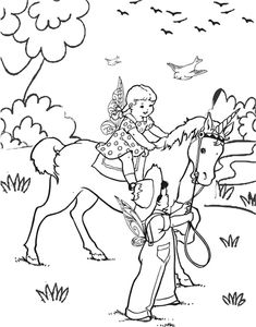 Free Printable fairy coloring pages. Fun and adorable coloring pages for fairy lovers. Fairy Coloring Pages, Free Coloring Pages, Free Printables, Sewing Crafts, Toys, Blog, Fun, Fictional Characters, Activity Toys
