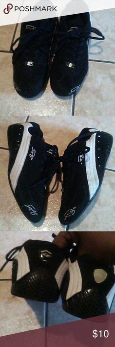 Fubu sneakers Worn a couple times fubu sneakers Shoes Sneakers