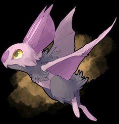 Noibat from Pokemon