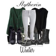 Slytherin Winter