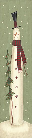 wood snowman primitive, folk art