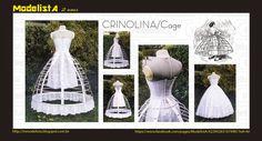 ModelistA: CRINOLINA/ Cage