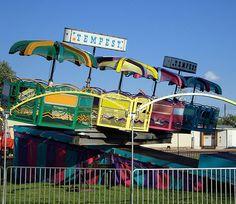Carnival Rides | Carnival Rides Ferris Wheel Carousel Chair Swing Rockwall Mechanical ...
