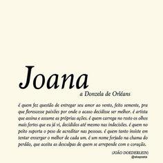 Conhece alguma Joana/Juana/Joanne? Marca aqui! (Postando esse hoje em homenagem ao aniversário de Joanne Rowling! ♥️)