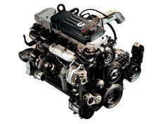 6.7 Cummins Turbo Diesel Engine