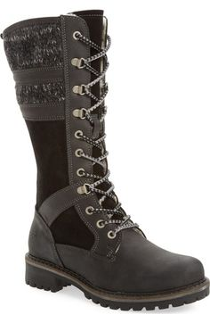 Bos. & Co. Holding Waterproof Boot (Women) available at #Nordstrom