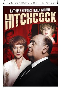 A well made film held up by its wonderful leads, and it is the relationship between these two that hold up this film more than the making of Psycho. An interesting insight into Alfred Hitchcock. 3.5/5. Hitchcock - Rotten Tomatoes