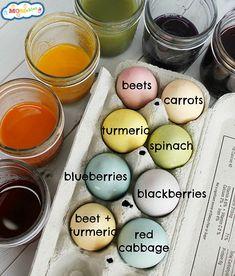 easter egg dye